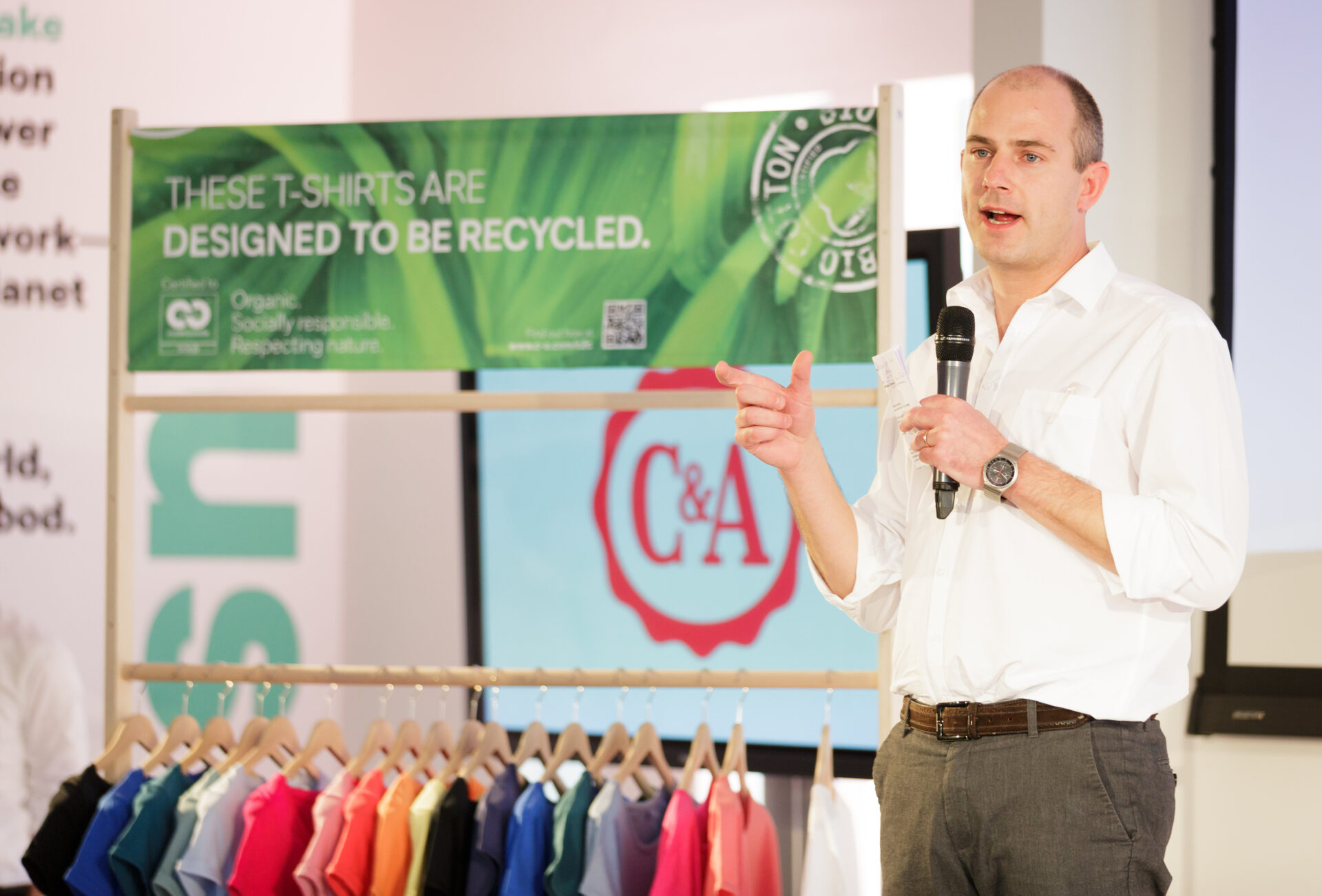 C&A to launch C2C Gold certified t-shirt