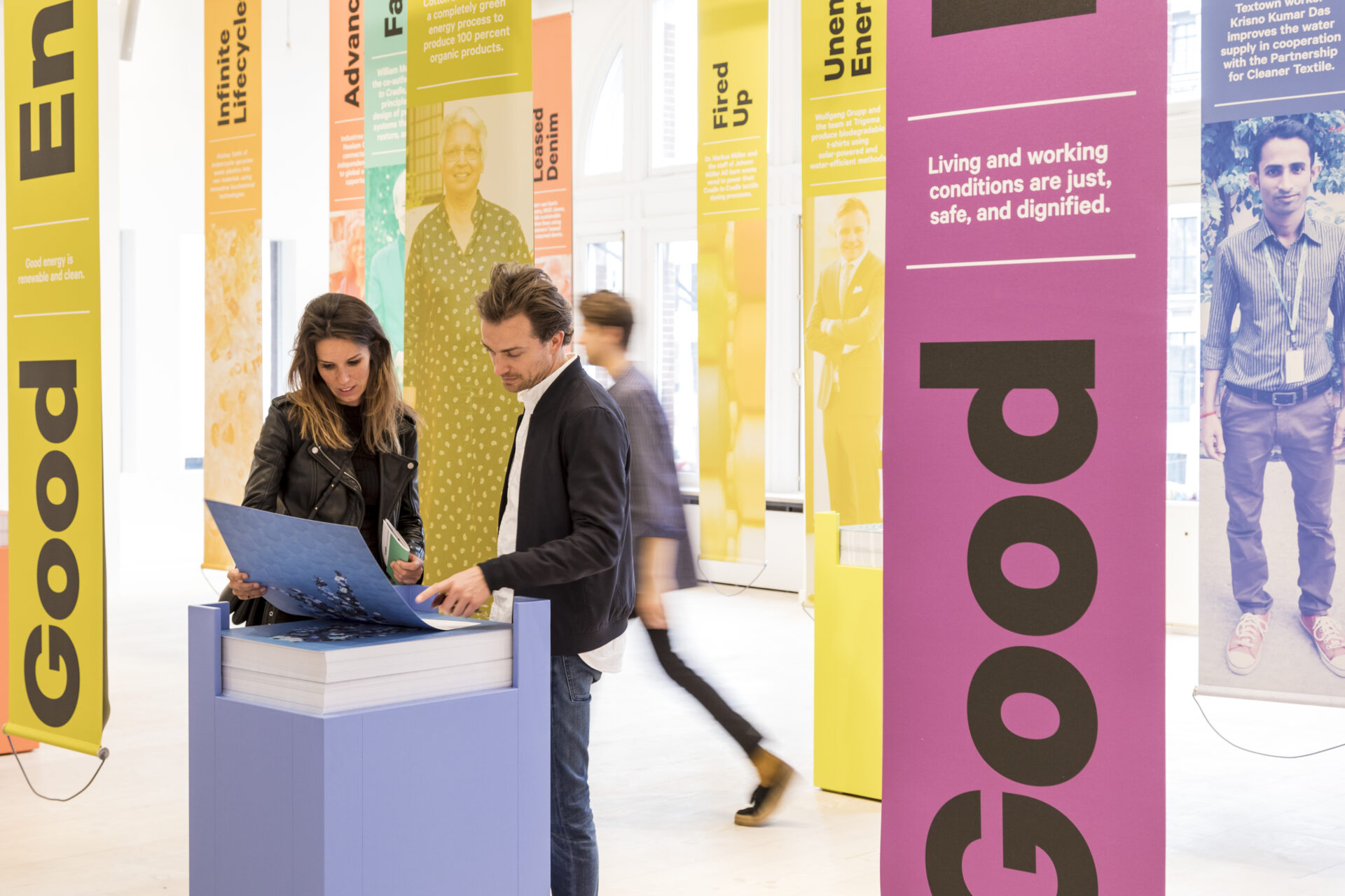 Plug and Play—Fashion for Good Accelerator Start-ups are Off and Running