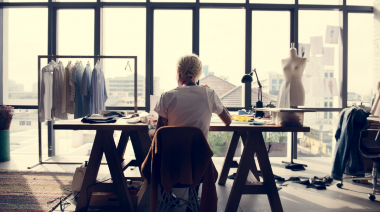 THE WORLD'S FIRST MASTER'S DEGREE IN CIRCULAR FASHION ENTREPRENEURSHIP