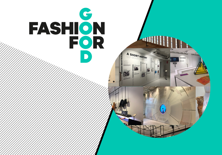 Past, present & future on show at Fashion for Good