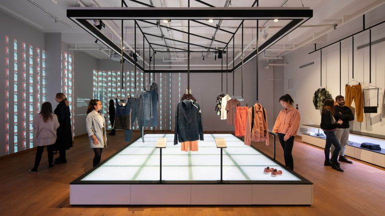 Fashion For Good museum in Amsterdam promotes responsible fashion