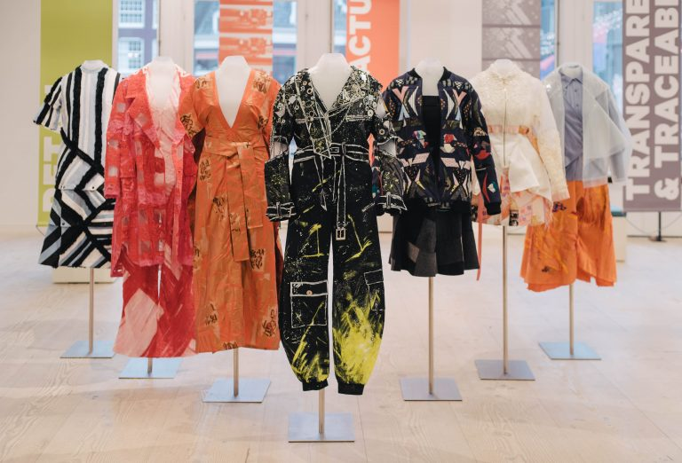 Redress Exhibition at Fashion for Good