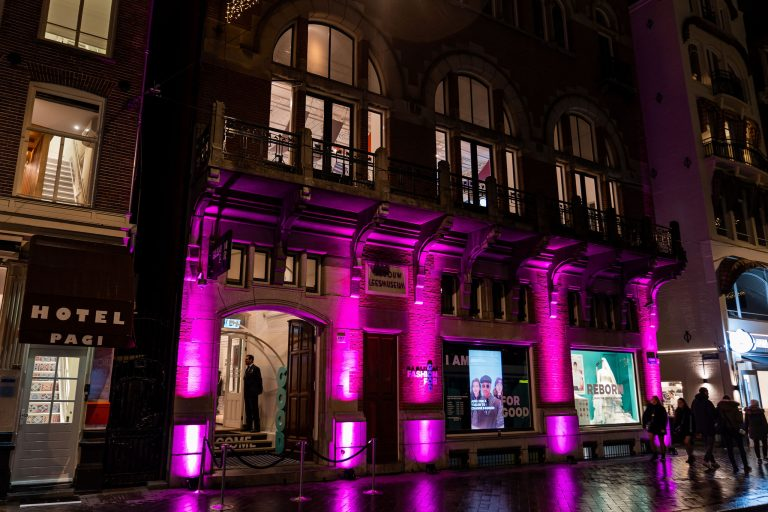 Museumnacht in the Fashion for Good Experience