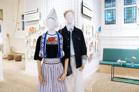 Fashion for Good en Zuiderzee Museum Werken Samen