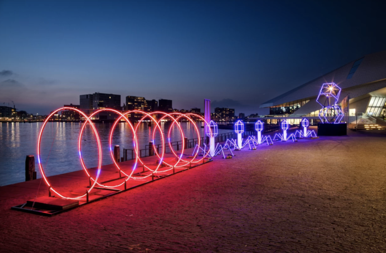 Weekend tips: walk along Amsterdam Light and dance at home