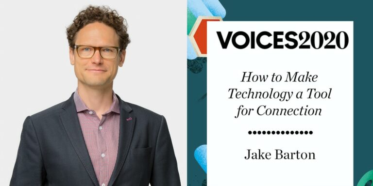 How to Make Technology a Tool for Connection